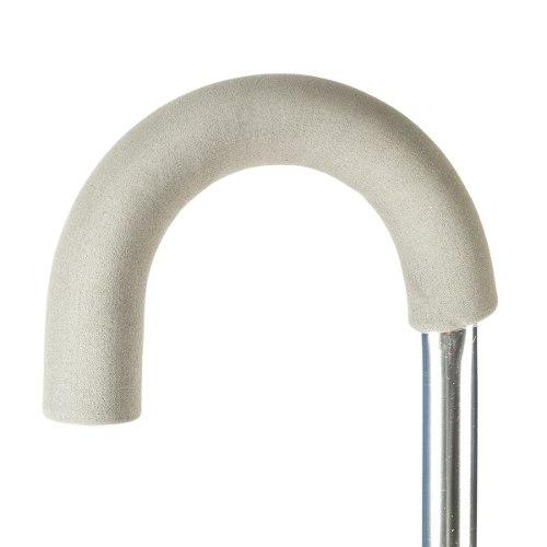 Bastón ortopédico regulable de aluminio