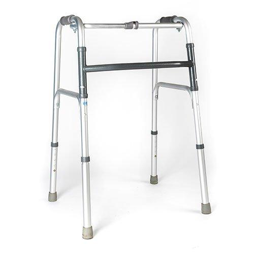 3403-000 - Andador ortopédico plegable con simple articulación